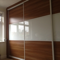 walnut-with-white-sliding-wardrobe
