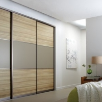 light-brown-sliding-door-wardrobe